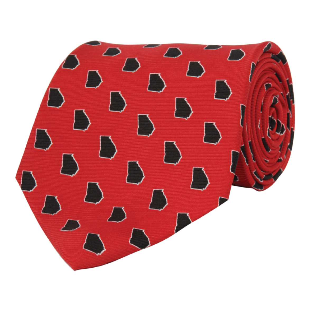 GA Gameday Red Tie